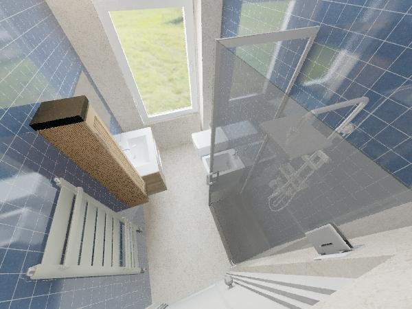 Bagno Rinaudo Interior Design Render