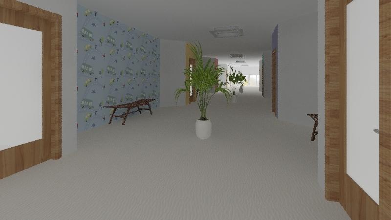 infanrik Interior Design Render