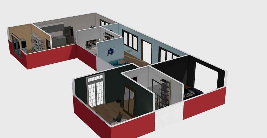 César Matus  Interior Design Render