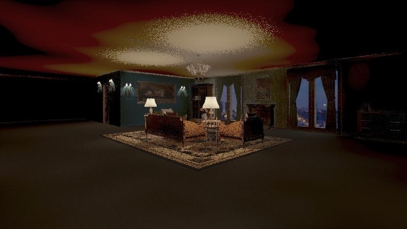 Vale EsGu Interior Design Render