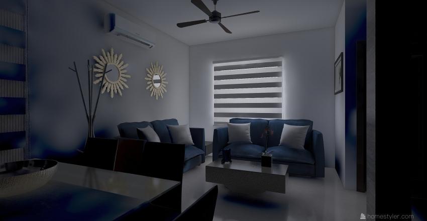 casa lic Interior Design Render