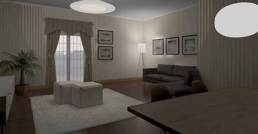 Test Design Interior Design Render