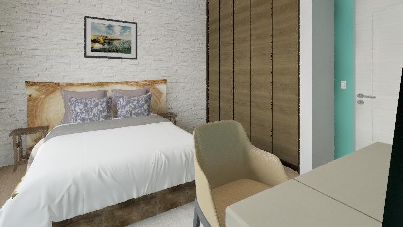 RESIDEN TAMAYO Interior Design Render