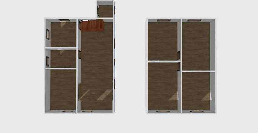 Дома_0333 Interior Design Render