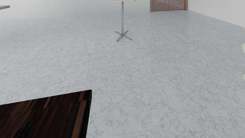 Denah Interior Design Render