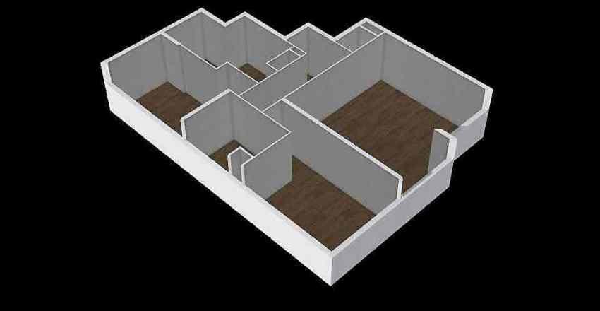 Saint ouen Interior Design Render