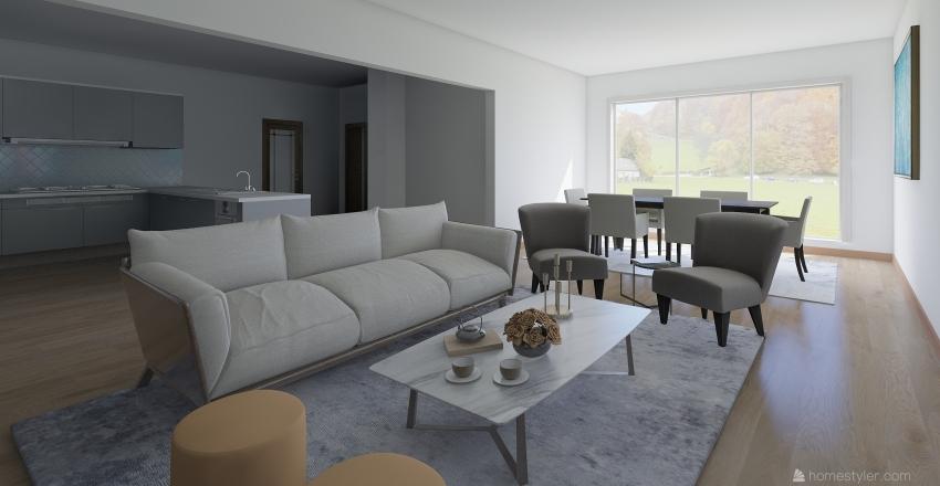 Uncle mohammeds house Interior Design Render