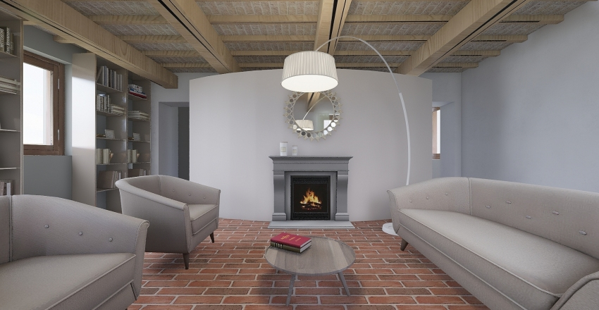Ca di Nieri PP dic 2019 Interior Design Render