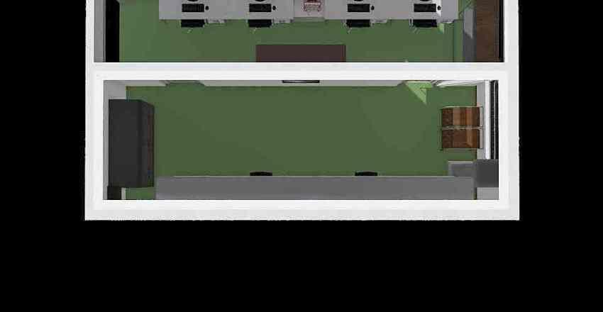 after cal lab 2 Interior Design Render