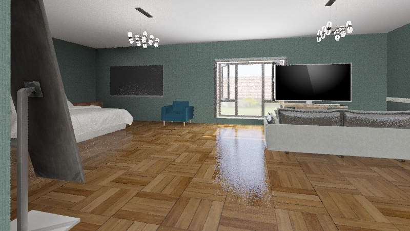 Max Interior Design Render