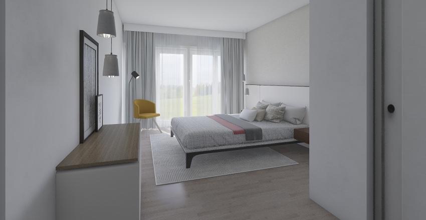 PISO 1 Interior Design Render
