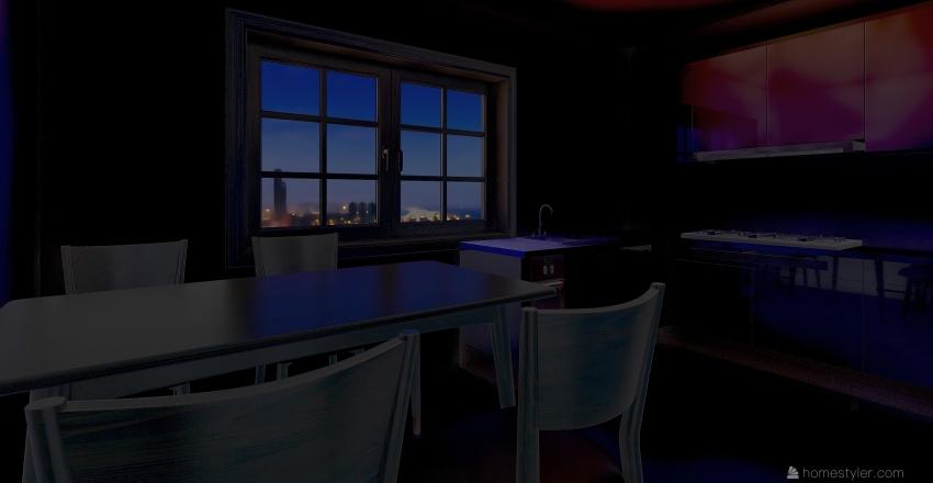 fam 5 Interior Design Render