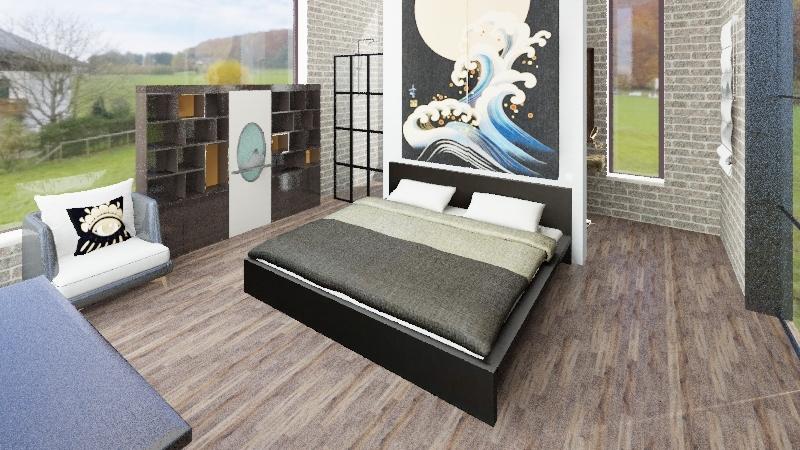 HAB.HOTEL Interior Design Render