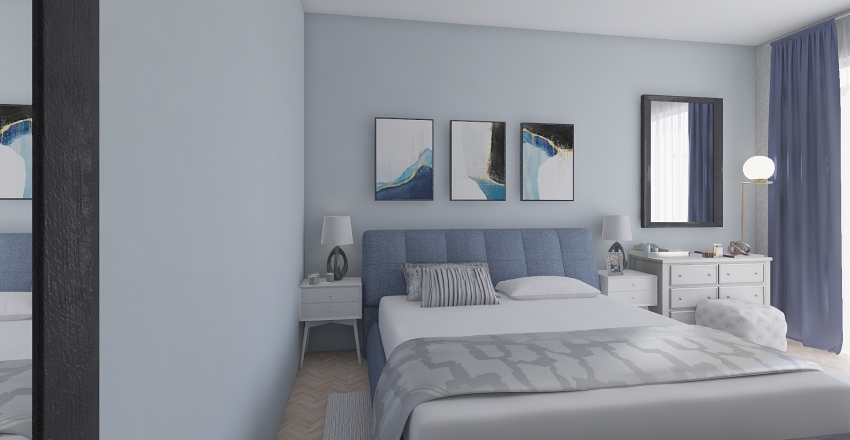 SMTH new Interior Design Render