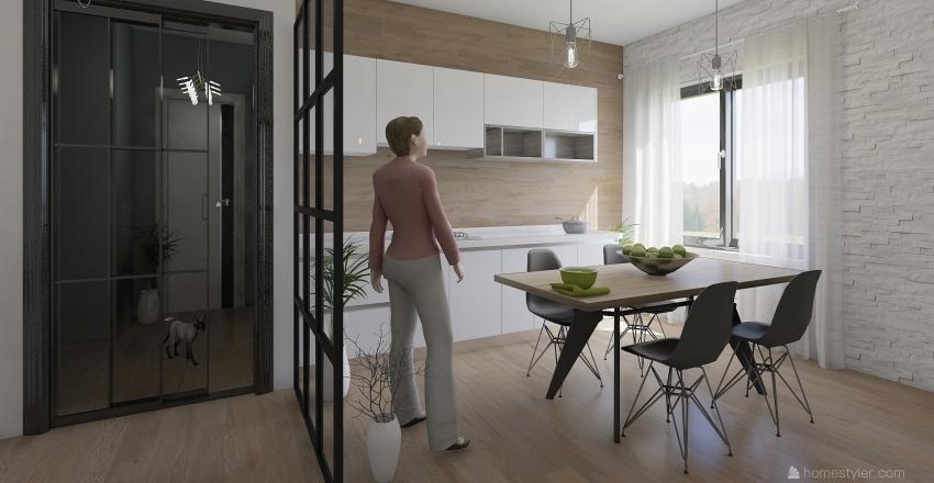San Giorgio Interior Design Render