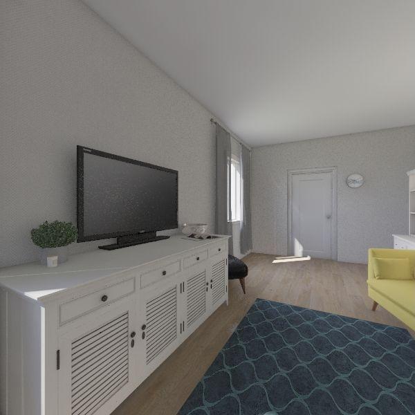 Memesovi Interior Design Render