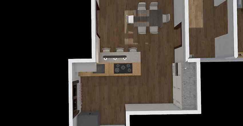 priscilla Interior Design Render