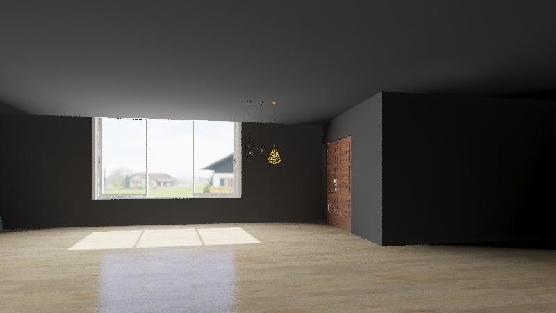 habitacio pau Interior Design Render