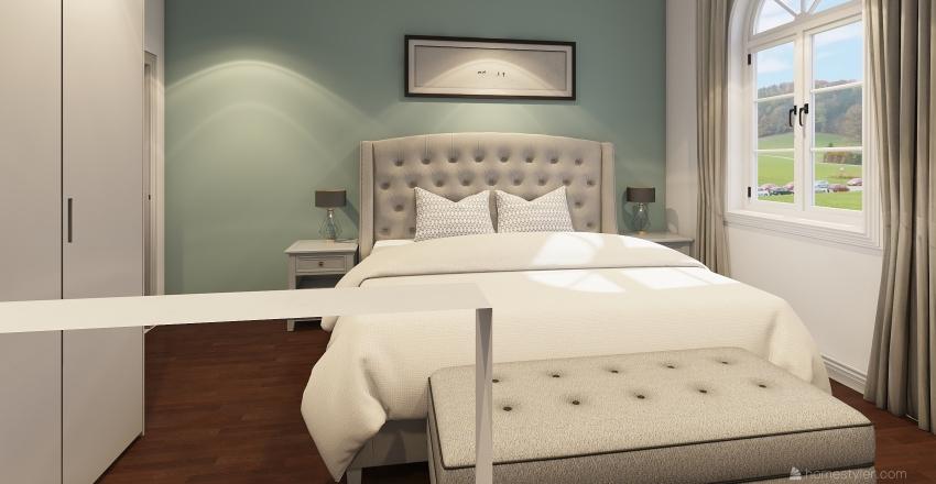 Cool house remodel Interior Design Render