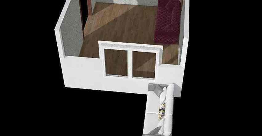 لل Interior Design Render