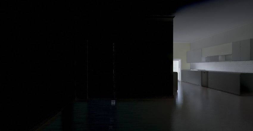 COZINHA Interior Design Render
