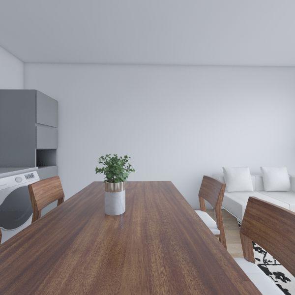Apt001_redraw Interior Design Render
