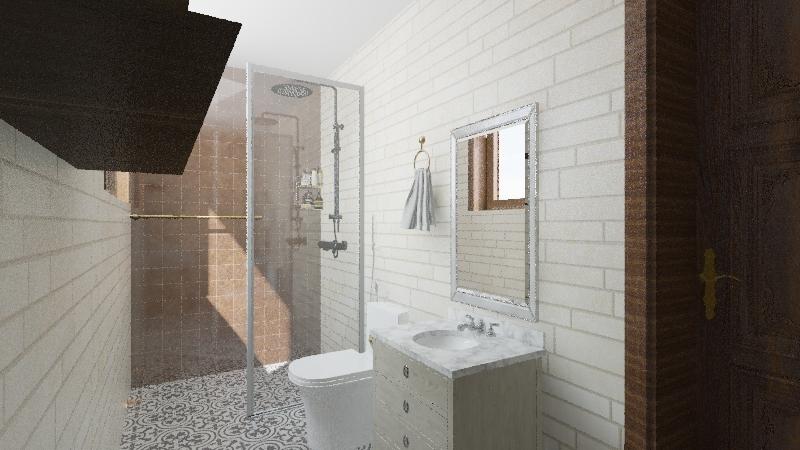 Simeonovo Bath - united Interior Design Render