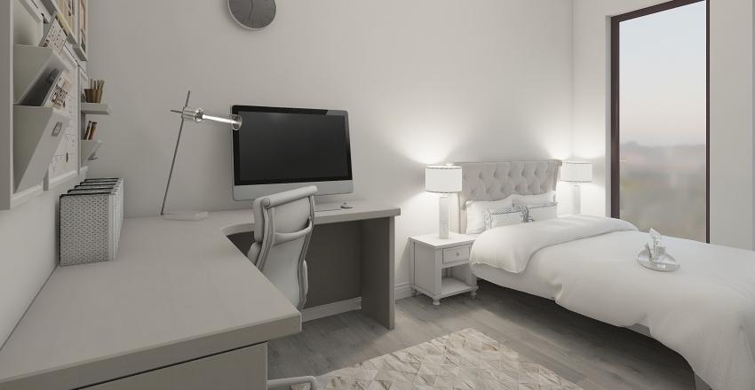 Sienna Apartment Interior Design Render
