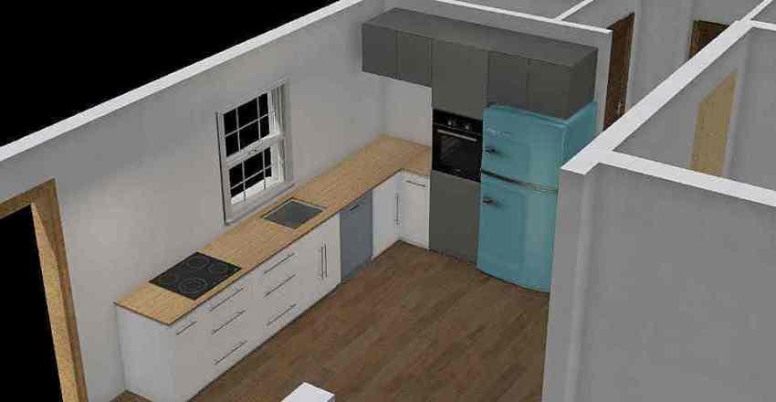 Tzipi and Ed Interior Design Render