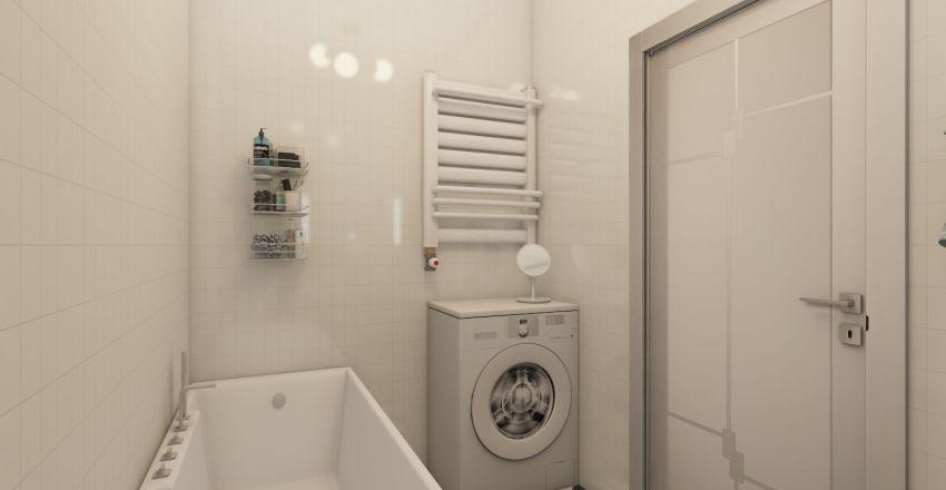 Квартира-студия Interior Design Render