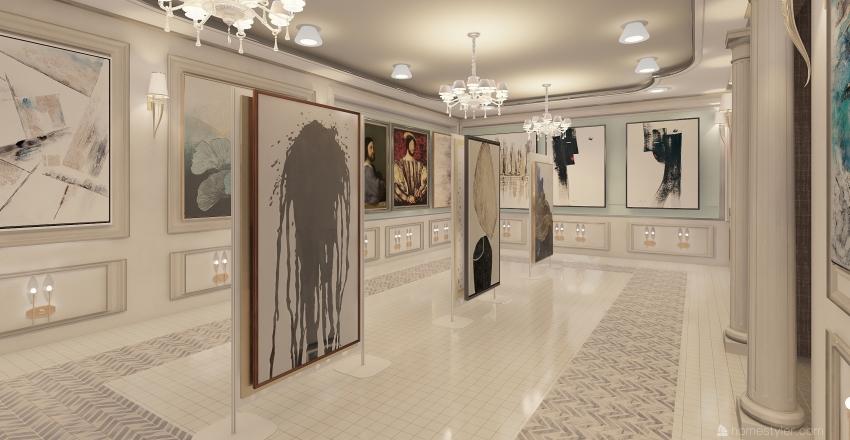 gallarey Interior Design Render