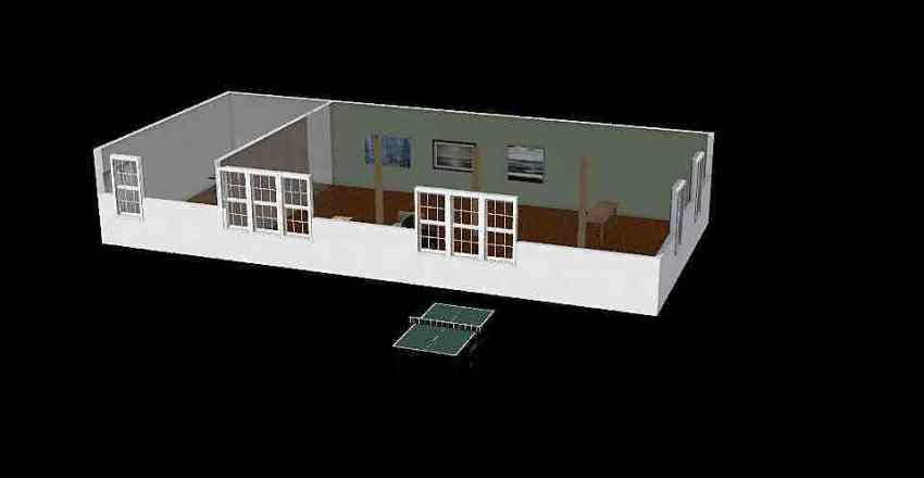 Ben studio Interior Design Render