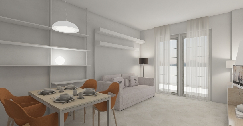 Buldini Interior Design Render