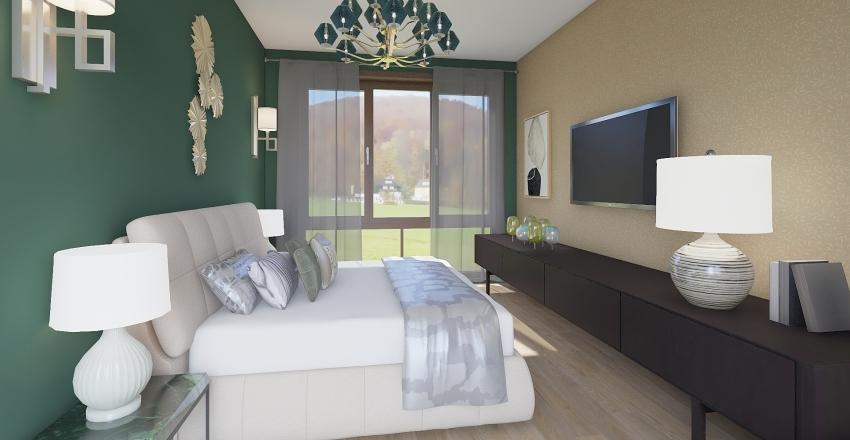 Cuartitou Interior Design Render