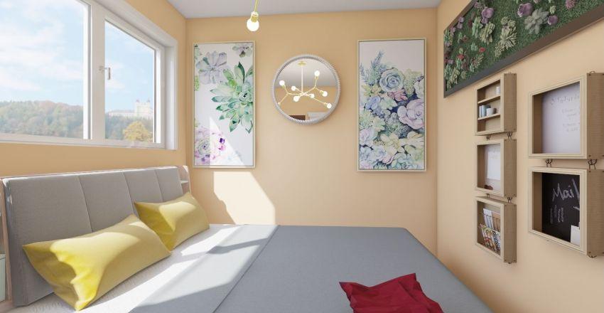 BeachHouse Interior Design Render