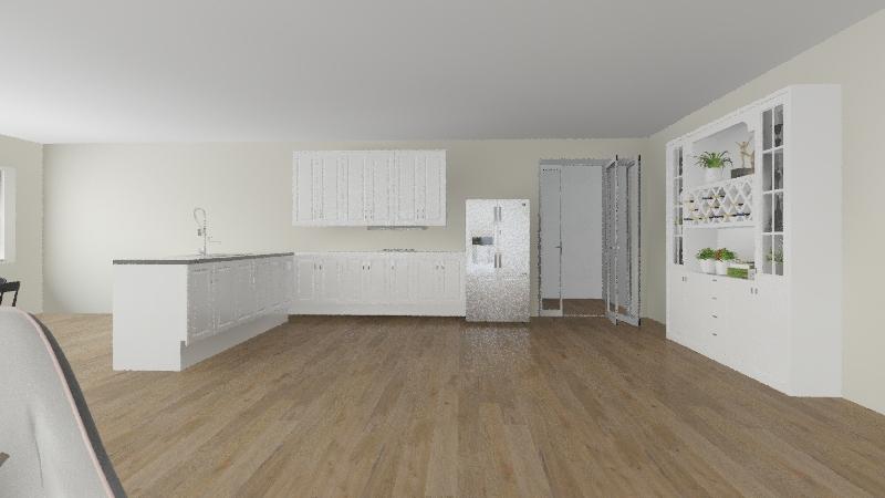 5 Bed/3 Bath Interior Design Render