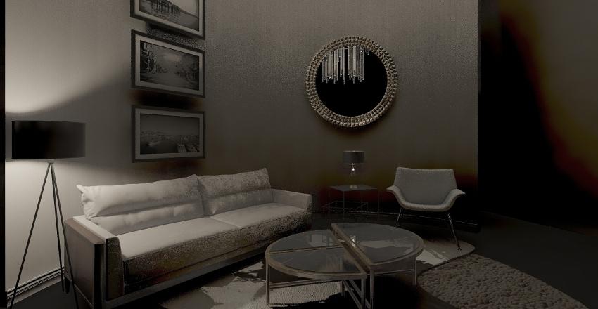 COST OF LIVING DSGN Interior Design Render