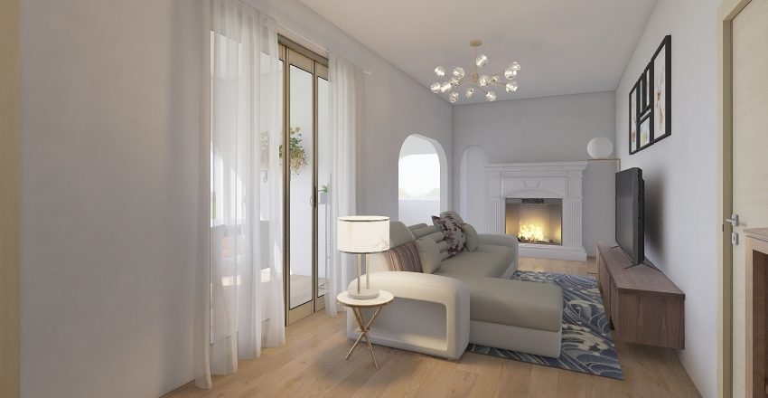 MOTRIL Interior Design Render