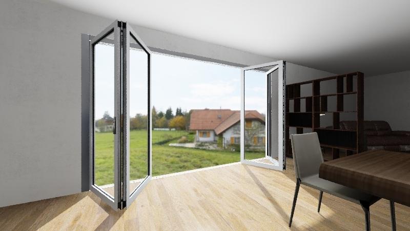 Alberto Birello Interior Design Render