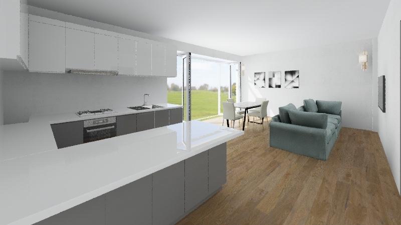 yogesh ferro Interior Design Render