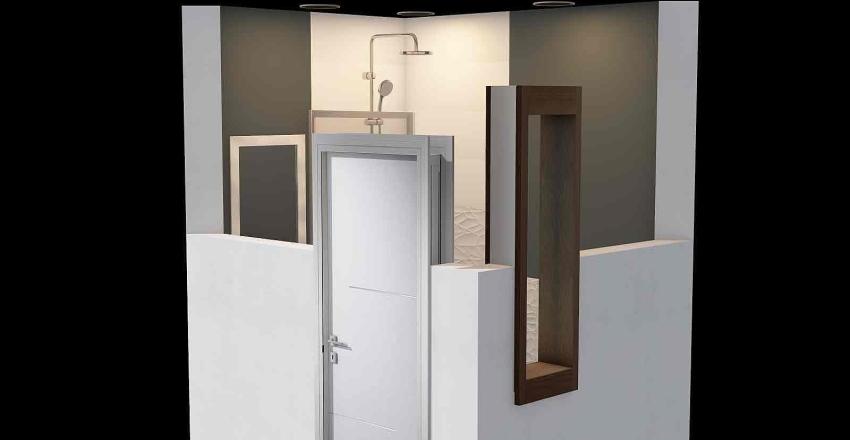 Otopeni baie parter 2 Interior Design Render