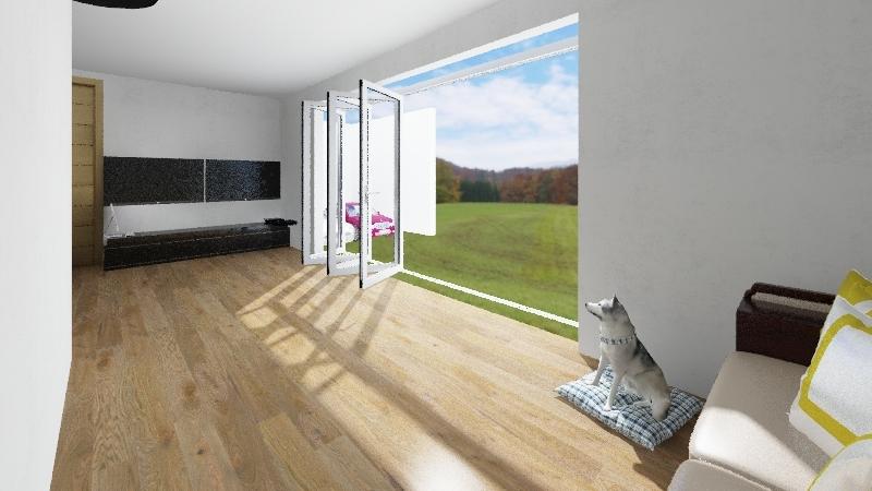 Filippo Ruzza Interior Design Render