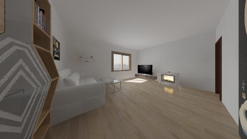 Monterosso Riccardo Interior Design Render