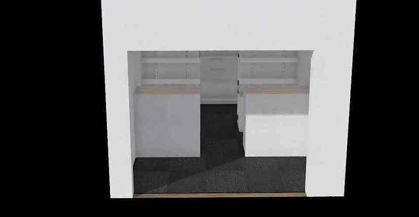 GSM STORE Interior Design Render