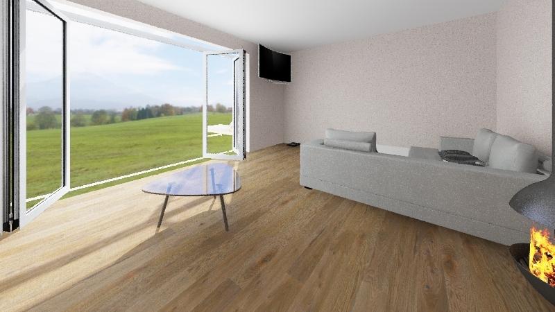 Mattia Gambetta  Interior Design Render