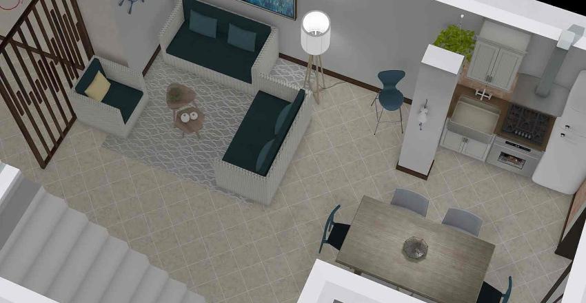 fabiana Interior Design Render