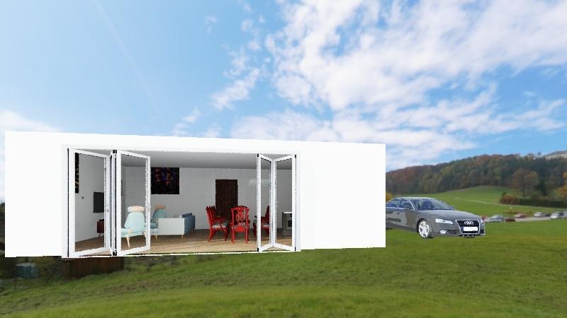 Casa giacon Interior Design Render