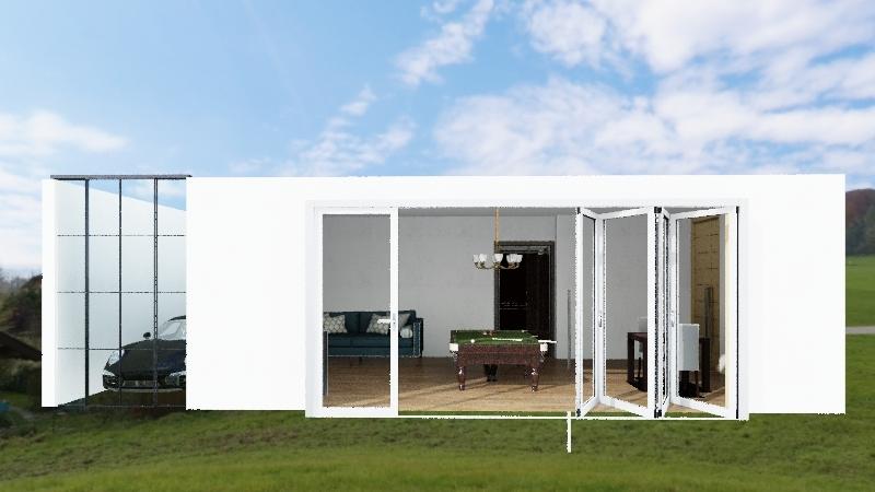 Riccardo Callegari Interior Design Render