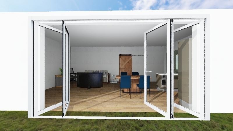 sofia giacometti Interior Design Render