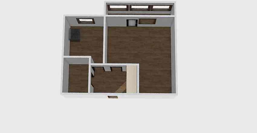 1-комн_0248_1 Interior Design Render